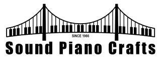 Sound Piano Crafts Logo